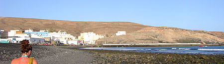 Der fischerort tarajalejo auf fuerteventura for Designhotel am strand